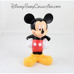 Figurine Mickey DISNEY flacon de gel douche pvc 20 cm