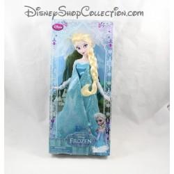 Poupée Elsa DISNEY STORE La Reine des Neiges articulée 30 cm