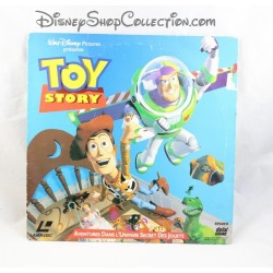 Laserdisc Toy Story WALT DISNEY Pictures Laser disc VF PAL 1997