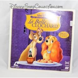 Laserdisc la dama y el vagabundo, WALT DISNEY Pictures Laser disco PAL 1997 VF
