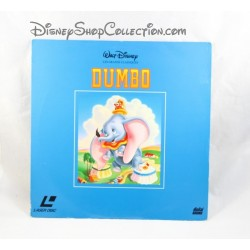 Laserdisc Dumbo WALT DISNEY Pictures Laser disc VF PAL 1993