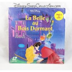 Laserdisc La Belle au bois dormant WALT DISNEY Pictures VF PAL 1996