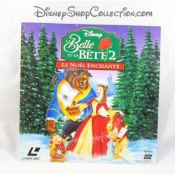 Laserdisc La Belle et la Bête 2 WALT DISNEY Pictures VF PAL 1998