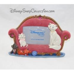 Cadre photo résine Les aristochats DISNEYLAND PARIS canapé chatons Disney