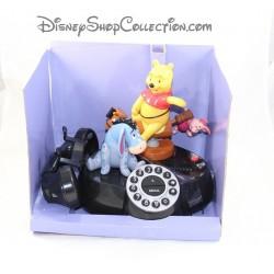 Real teléfono Pooh DISNEY Eeyore y piglet animadas y habla
