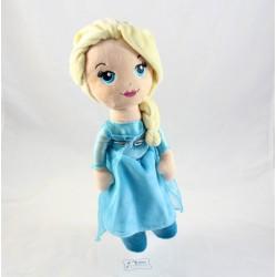 Muñeca peluche Elsa DISNEY NICOTOY congelado lindo 30 cm Reina de las Nieves