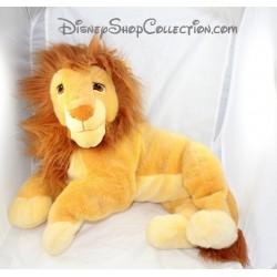 Grosse peluche lion Simba adulte DISNEY MATTEL Le Roi Lion 70 cm