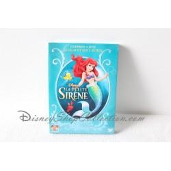 Coffret Dvd La petite Sirène DISNEY trilogie le film et ses 2 suites Walt Disney