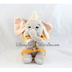 Elephant plush Dumbo DISNEY NICOTOY gray blanket 30 cm
