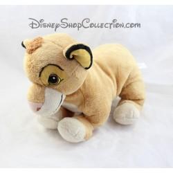 Peluche lion Simba DISNEY NICOTOY Le Roi Lion 30 cm