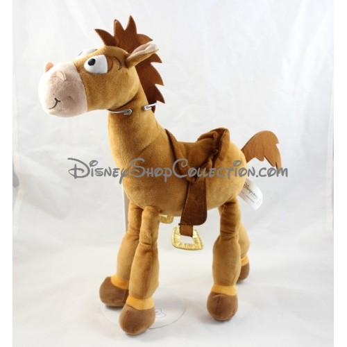 peluche cheval pil poil disneyland paris toy story cheval de woody. Black Bedroom Furniture Sets. Home Design Ideas