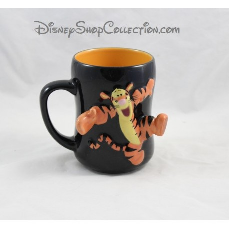 Céramique Mug Relief Orange En Tigrou Store Disney Tasse Noir byI6Ygf7v