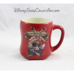 Mug Pirates des Caraïbes DISNEYLAND PARIS tasse céramique Pirates of the Caribbean Mickey