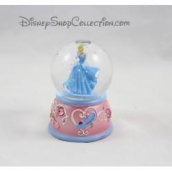 Snow globe Cendrillon DISNEY Cinderella princesse boule à neige snowglobe 7 cm