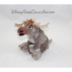Plush reindeer Sven DISNEY PTS SRL the snow Queen sitting 17 cm