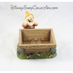 Porte bloc note Joyeux DISNEY PARKS USA papeterie Disney résine 16 cm