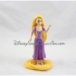 Grande figurine Raiponce DISNEY Rapunzel Pvc articulée 18 cm