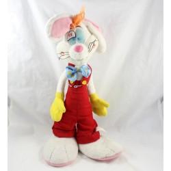 Peluche lapin Roger Rabbit DISNEYLAND PARIS Qui veut la peau de Roger Rabbit 53 cm