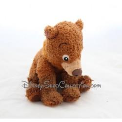 Peluche Koda ours DISNEYLAND PARIS Frère des Ours 16 cm