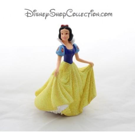 Figurine résine Blanche Neige DISNEYLAND PARIS Blanche Neige et les 7 nains Disney 10 cm