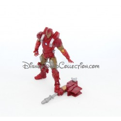 Figurine articulée Iron Man MARVEL HASBRO Avengers 2010 Disney 12 cm