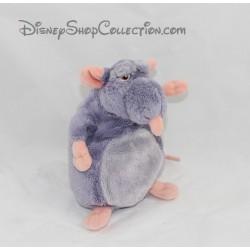 Peluche Django rat DISNEY Ratatouille bleu 20 cm