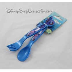 Covered the world of DISNEY Dory plastic spoon and fork