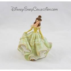 Figurine résine Belle DISNEYLAND PARIS La Belle et la bête Disney 10 cm