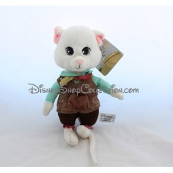 Plush mouse sleeper DISNEYLAND PARIS Alice in the country of wonders Disney 25 cm