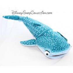 Peluche requin baleine Destinée DISNEYLAND PARIS Le Monde de Dory 50 cm