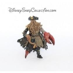 Figurine Pirates des Caraïbes DISNEY Jack Sparrow et le Kraken Deluxe