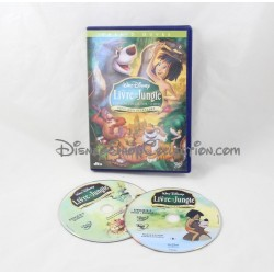 Dvd Le livre de la jungle DISNEY Chef-d'oeuvre édition collector N° 22 Walt Disney