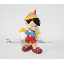 Figurine Pinocchio BULLYLAND en train de marcher walking 7 cm