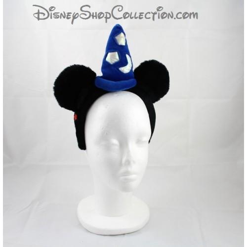 Headband DISNEYPARKS ears of Mickey Mouse sorcerer Hat Mickey ... fedcd45f99a