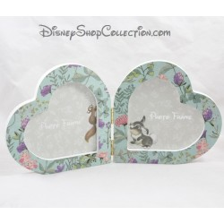 Thumper PRIMARK Disney heart picture frame wood 15 cm