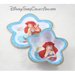 Ensemble assiette et bol Ariel DISNEY STORE La petite sirène en mélamine
