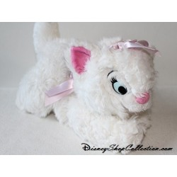 Cat Marie DISNEY STORE Plush Aristocats Disney knots pink 34 cm