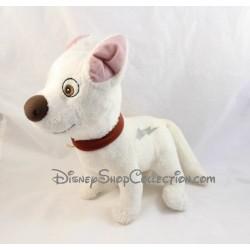 Peluche chien Volt DISNEYLAND PARIS Volt Star malgré lui Disney 30 cm