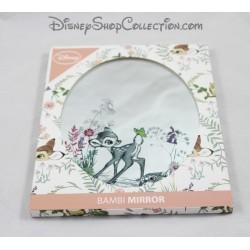 Miroir Bambi DISNEY PRIMARK Panpan forme ovale 20 cm