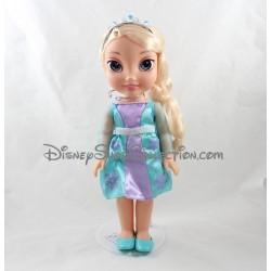 Elsa DISNEY congelado 30 cm Reina muñeca