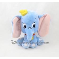 Peluche éléphant DISNEY NICOTOY Dumbo grosse tête 16 cm