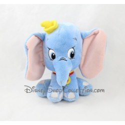 Peluche éléphant Dumbo DISNEY NICOTOY Dumbo grosse tête 16 cm