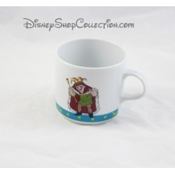 Quasimodo mug and Clopin DISNEY TABLES and colors the Hunchback of Notre Dame 8 cm ceramic Cup