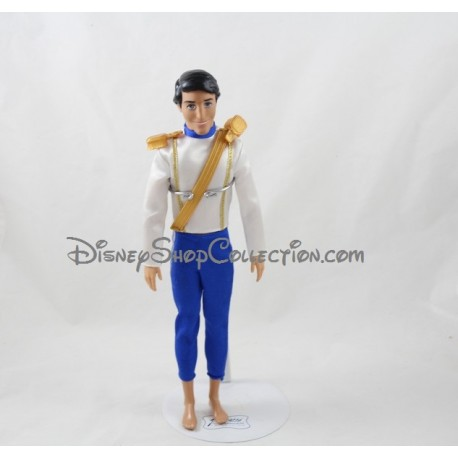 Muñeca Príncipe Eric MATTEL la Sirenita Disney 2012