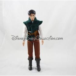 Flynn Rider DISNEY STORE Rapunzel articulated mannequin doll