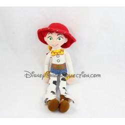 Peluche poupée Jessie DISNEY NICOTOY Toy Story Cow Boy 25 cm