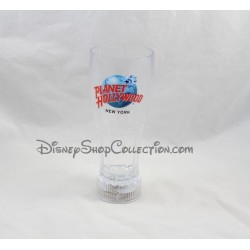 Grand verre Planet Hollywood New York DISNEY lumineux collection