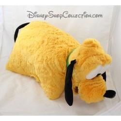 Peluche coussin Pluto DISNEYPARKS pillow pets chien de Mickey 50 cm