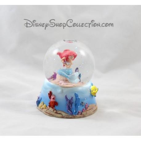 Snow globe sirène Ariel DISNEY La Petite Sirène boule à neige 10 cm