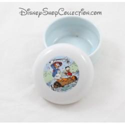 Boîte à dents de lait WALT DISNEY PRODUCTIONS Donald en porcelaine